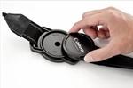 米国 ベレックス社製 バックル型レンズキャップホルダー